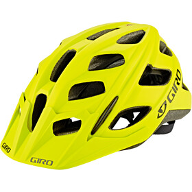 Giro Hex Casque, matte citron/heatwave